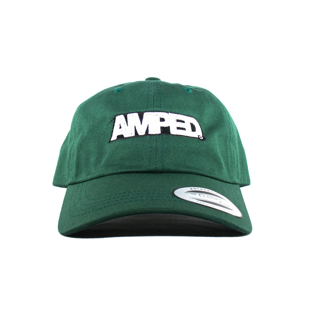 Power Strapback Hat in Spruce