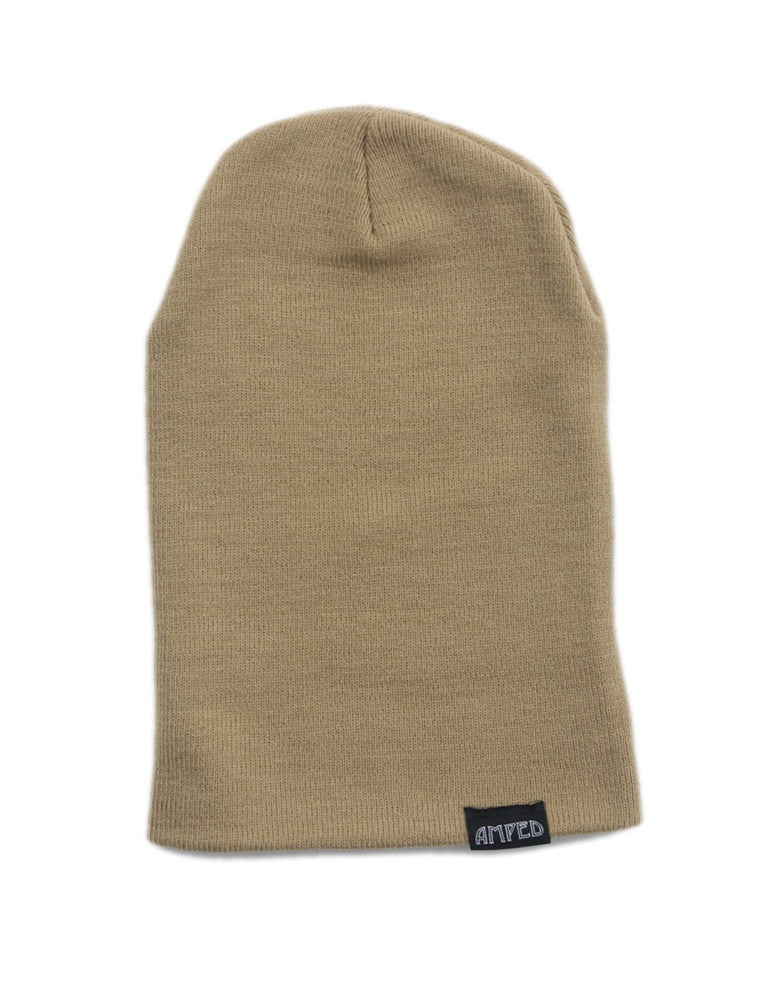 Primary Beanie in Khaki