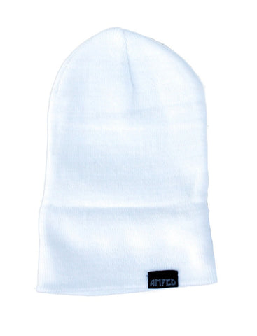 Primary Beanie in White
