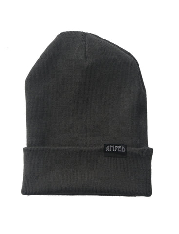 Primary Beanie in Charcoal
