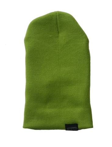 Primary Beanie in Lime