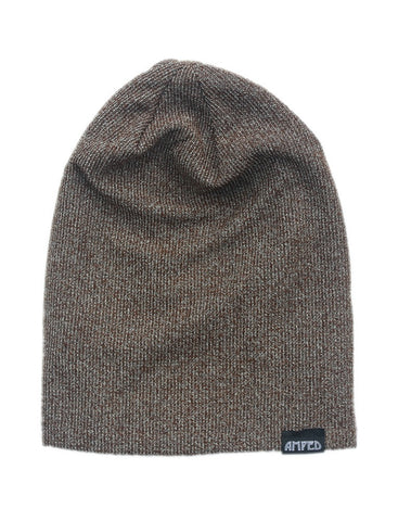 Sag Beanie in Brown