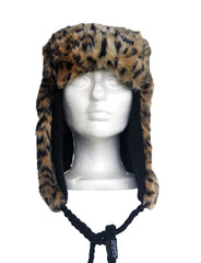 Trooper Cap in Leopard