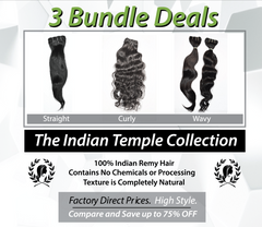 3 BUNDLE DEALS - INDIAN TEMPLE COLLECTION