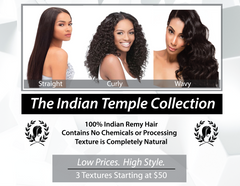 THE INDIAN TEMPLE COLLECTION