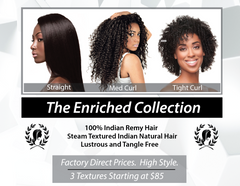 THE ENRICHED COLLECTION