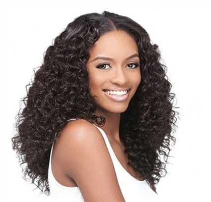 THE INDIAN TEMPLE CURLY HAIR EXTENSION (Same as Indique\'s ...