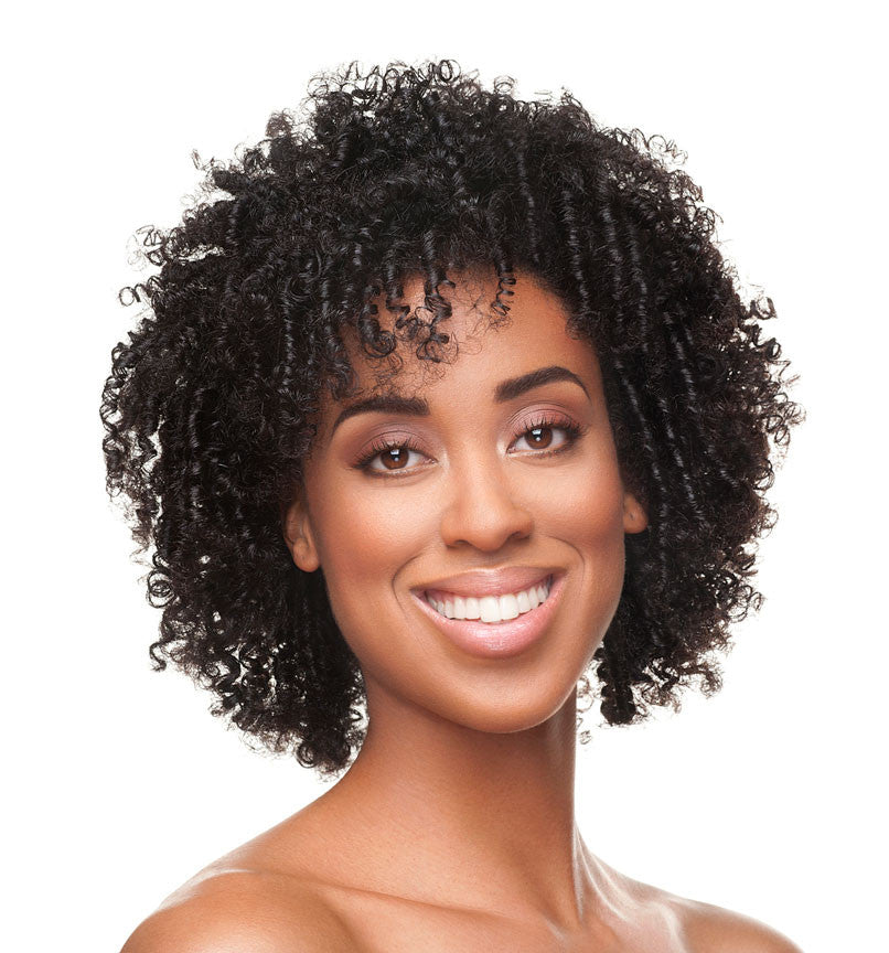 Enriched Tight Curl Hair Extension Pure Indian Hair