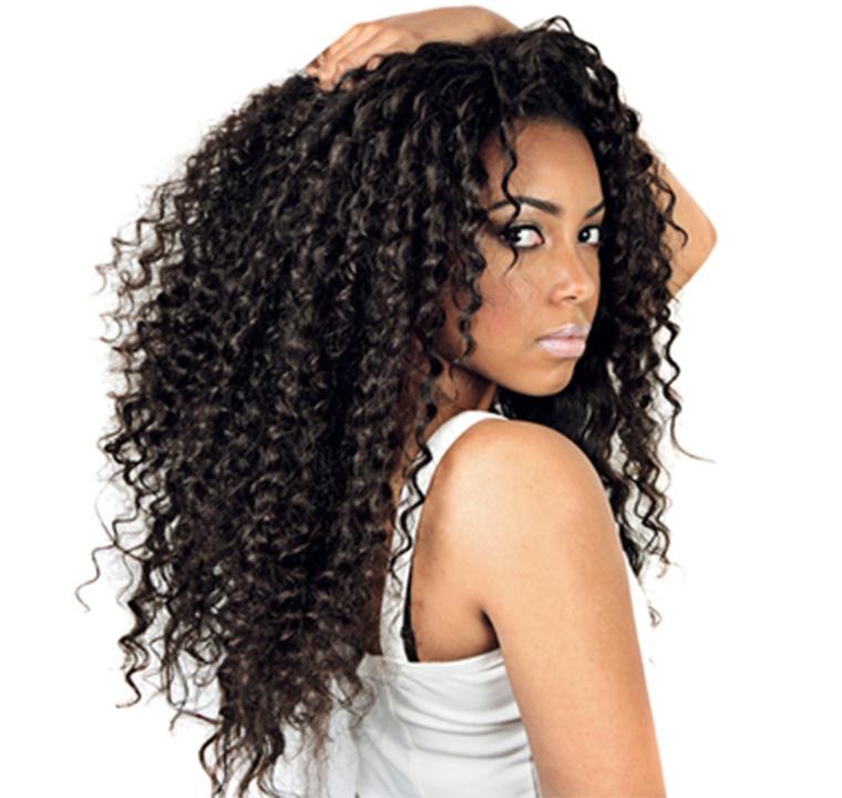 The Indian Temple Curly Hair Extension Same As Indiques
