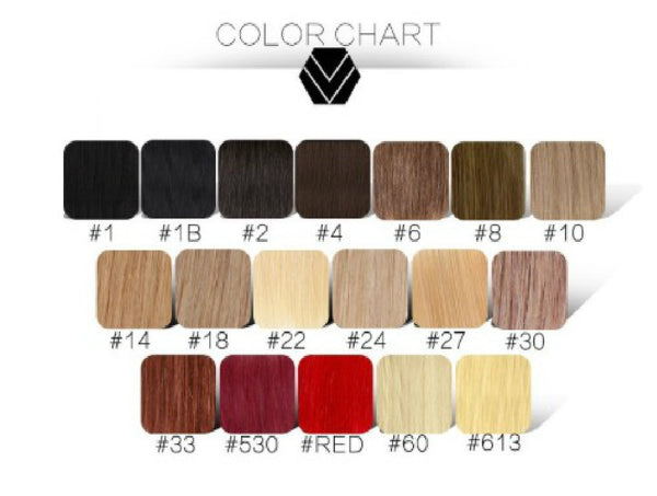 V-Day #27 Skin Wefts