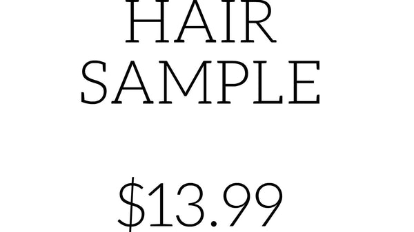 Hair Sample