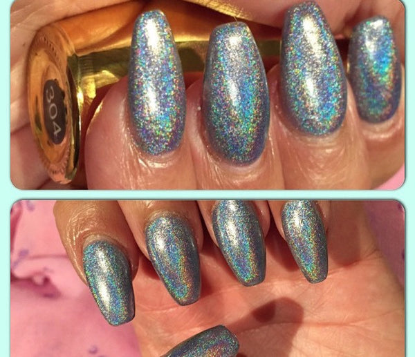 Hologram Nail Lacquer