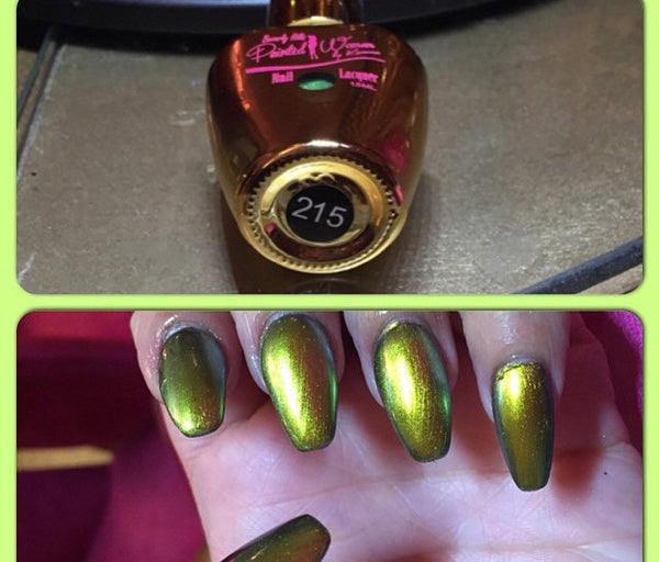 Chameleon Nail Lacquer