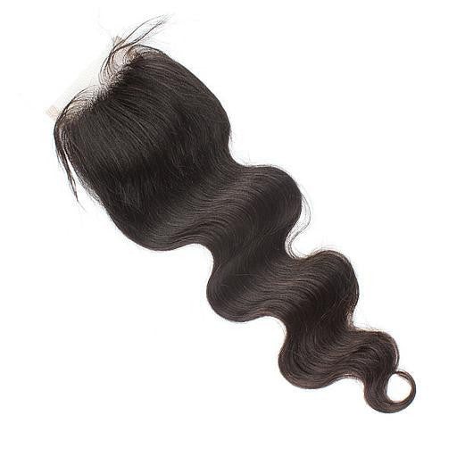 Swiss Lace Virgin Body Wave Closures 10 Closures