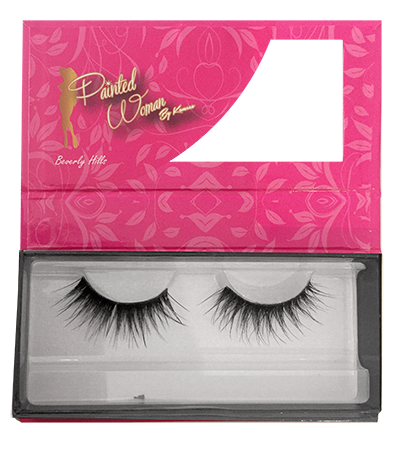 Miami Heat Human Hair Lashes