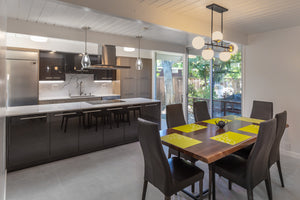 Modern European-Style Kitchen & Bath -- Friebird Way. Sunnyvale