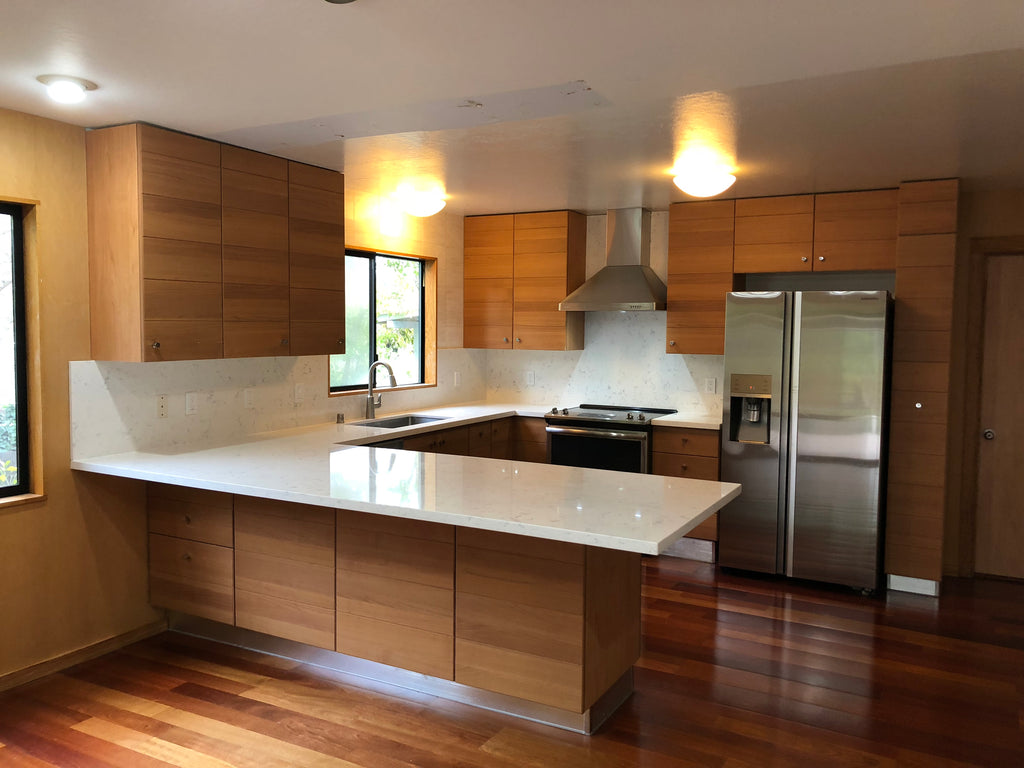 Kitchen Counter and Back Splash replacement in 4 days! – HB ...