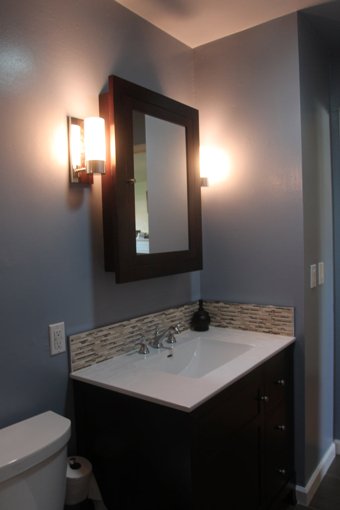 Bathroom Remodeling Bay Area bathroom remodel. santa clara – hb kitchen bath inc