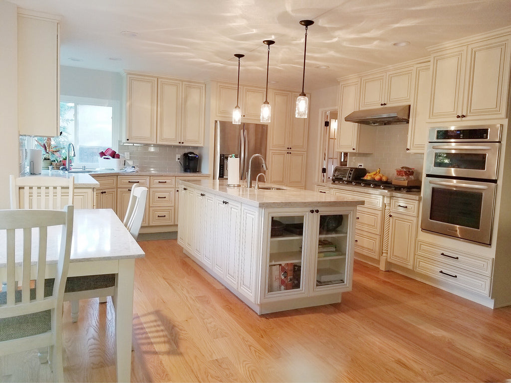 cloud white cabinets
