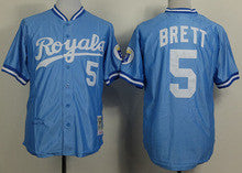 new style 4fc31 4774c George brett Kansas City Royals jersey