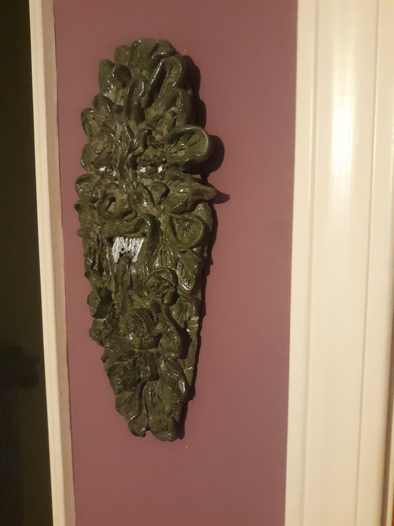 Sculpture- Greenman