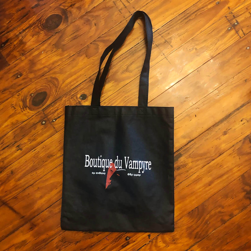 Purse - Reusable Boutique du Vampyre bag