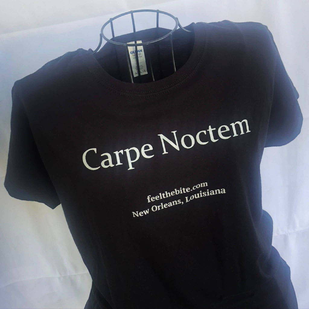 Clothing - Ladies Carpe Noctem T-Shirt