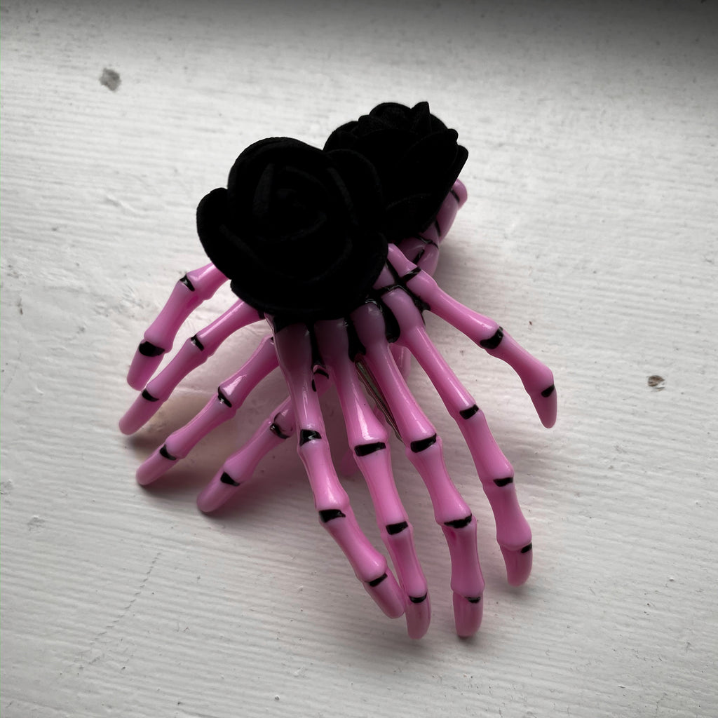 Creepy Hair Clips