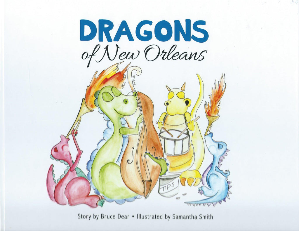 Children's Book - Dragons of New Orleans