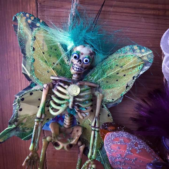 Ornament - Dead Fairy Charms