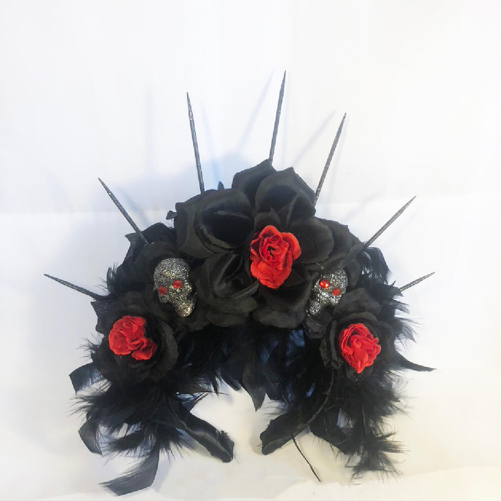 Headpices-Fascinators, Headbands, Hair Clips