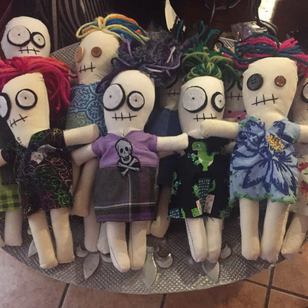 French Quarter Kid Dolls