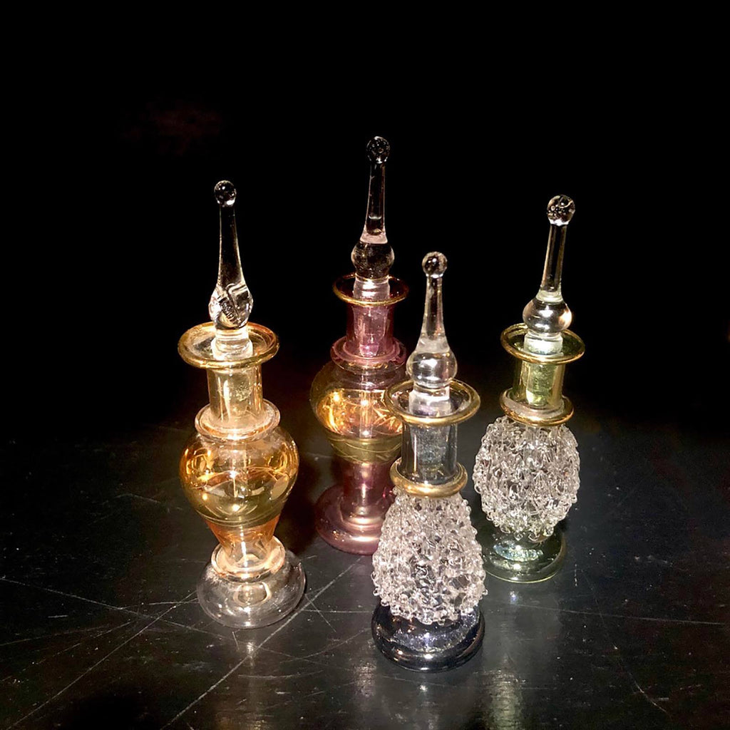 Perfume - Enchanted Glass Perfume Bottles