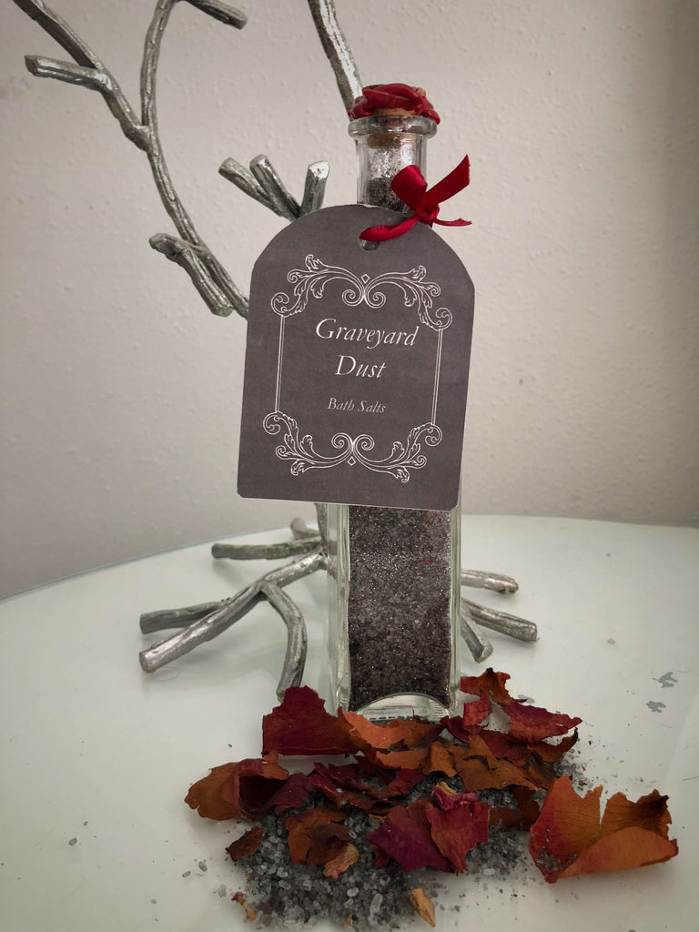 Graveyard Dust Bath Salts