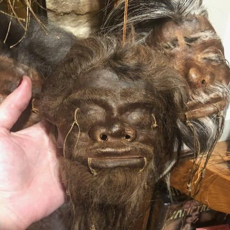 Shrunken Head Replica