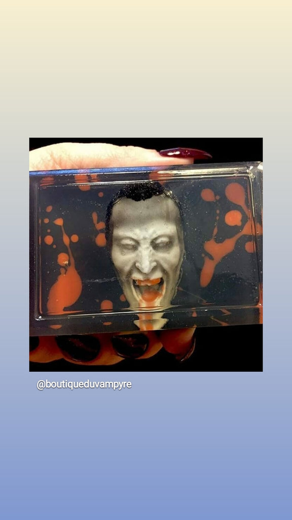 Bath - Soap-Dracula Pack Soaps