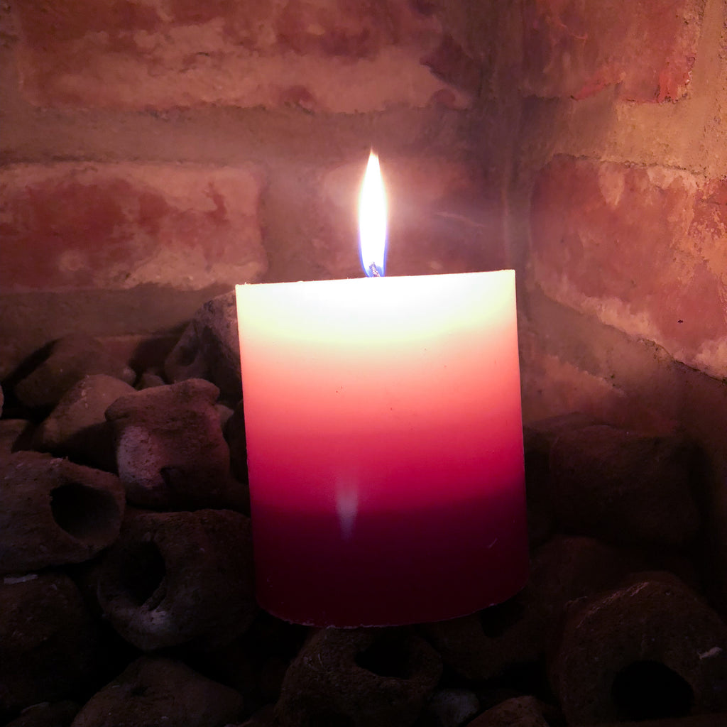 Vampire Fortune Candle - Oval
