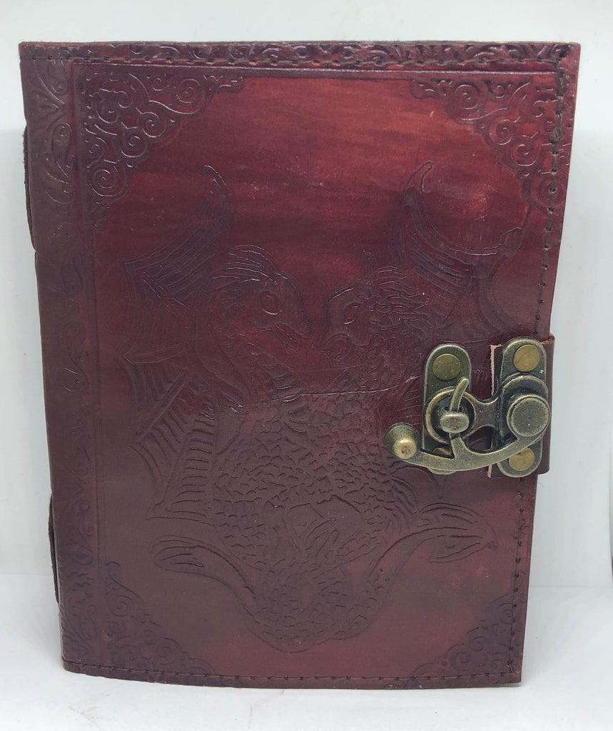 Leather Bound Journal-Diary