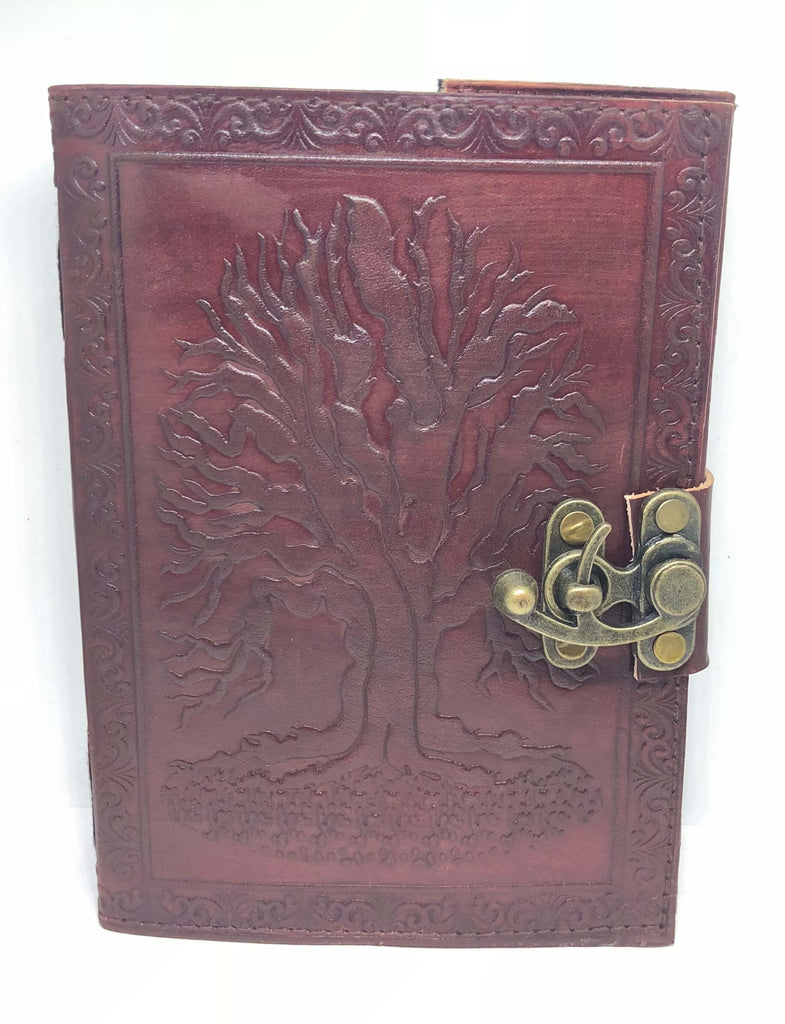Leather Bound Journal-Diary 5x7