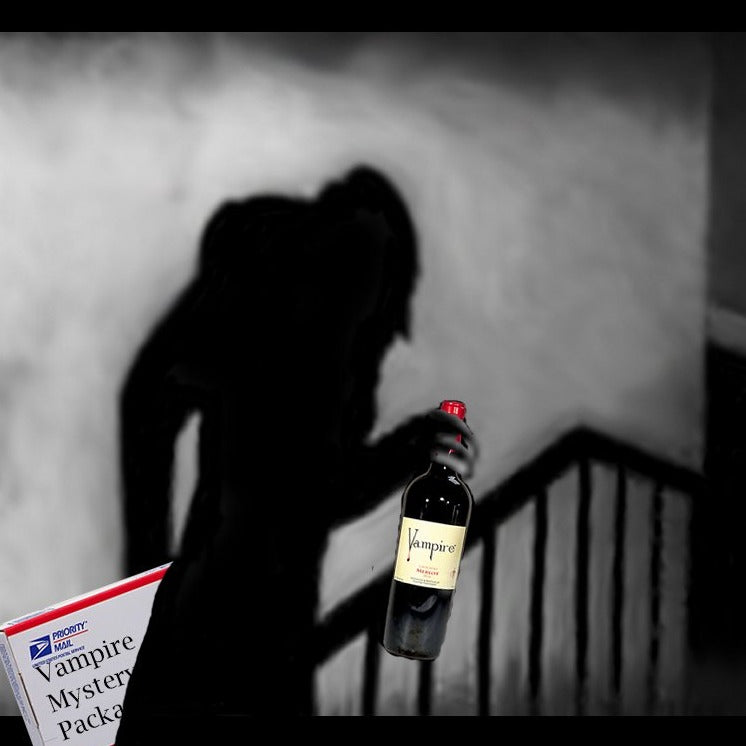 Vampire Mystery Package With Wine Tasting