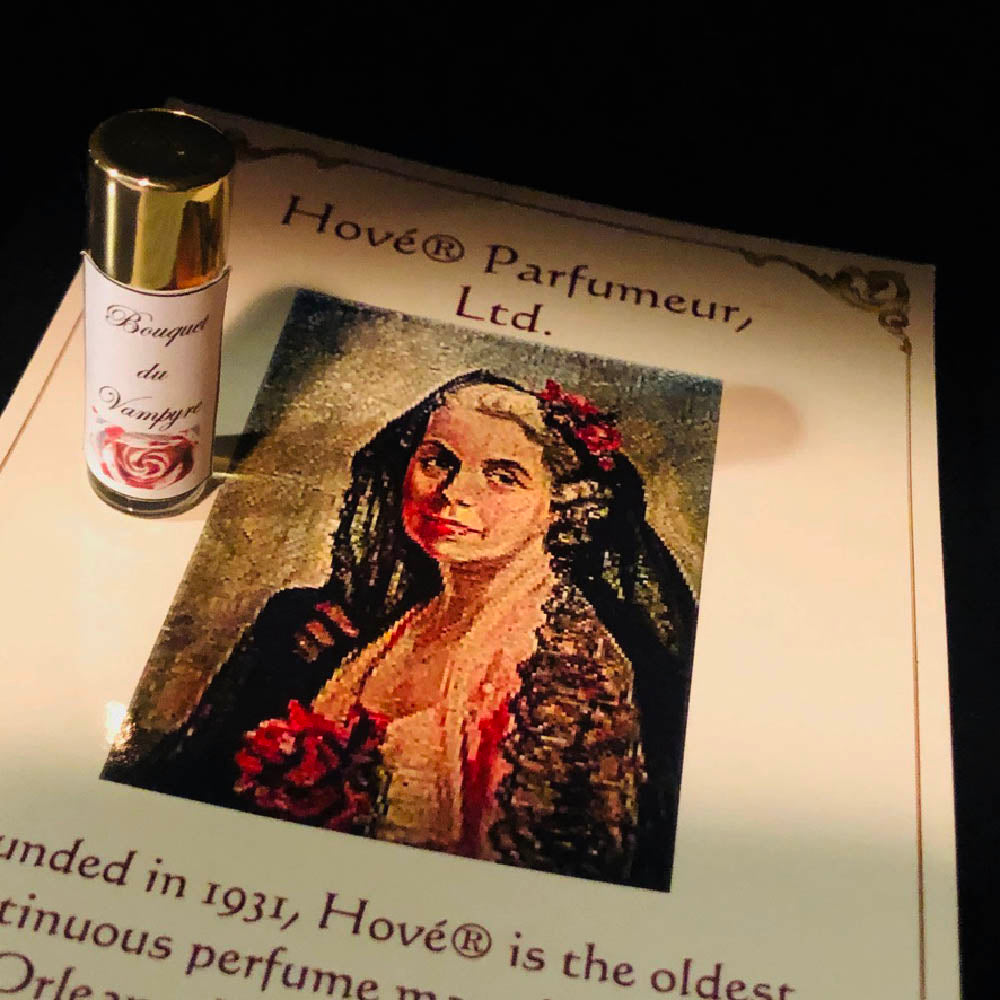 Rose Perfume - Bouquet du Vampyre & Gift Sets