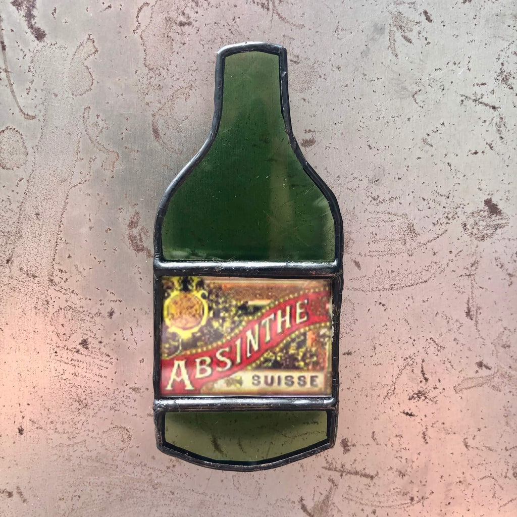 Magnets - Absinthe Bottle