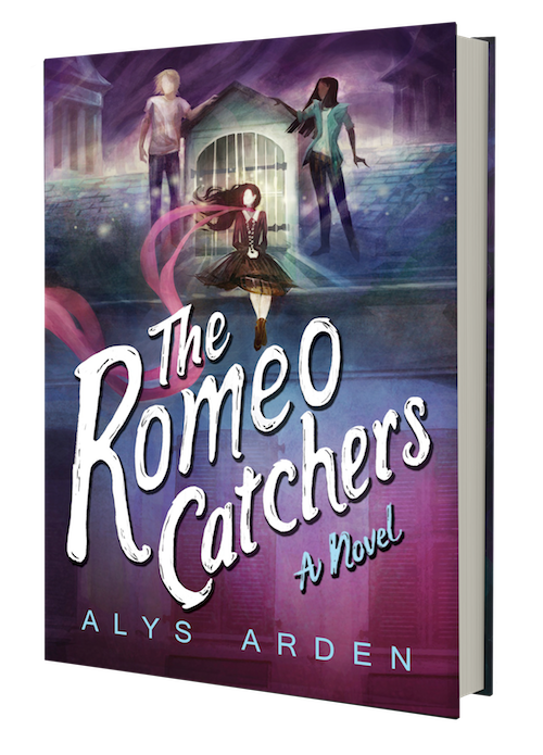 The Romeo Catchers (The Casquette Girls Series, Book Two), by Alys Arden