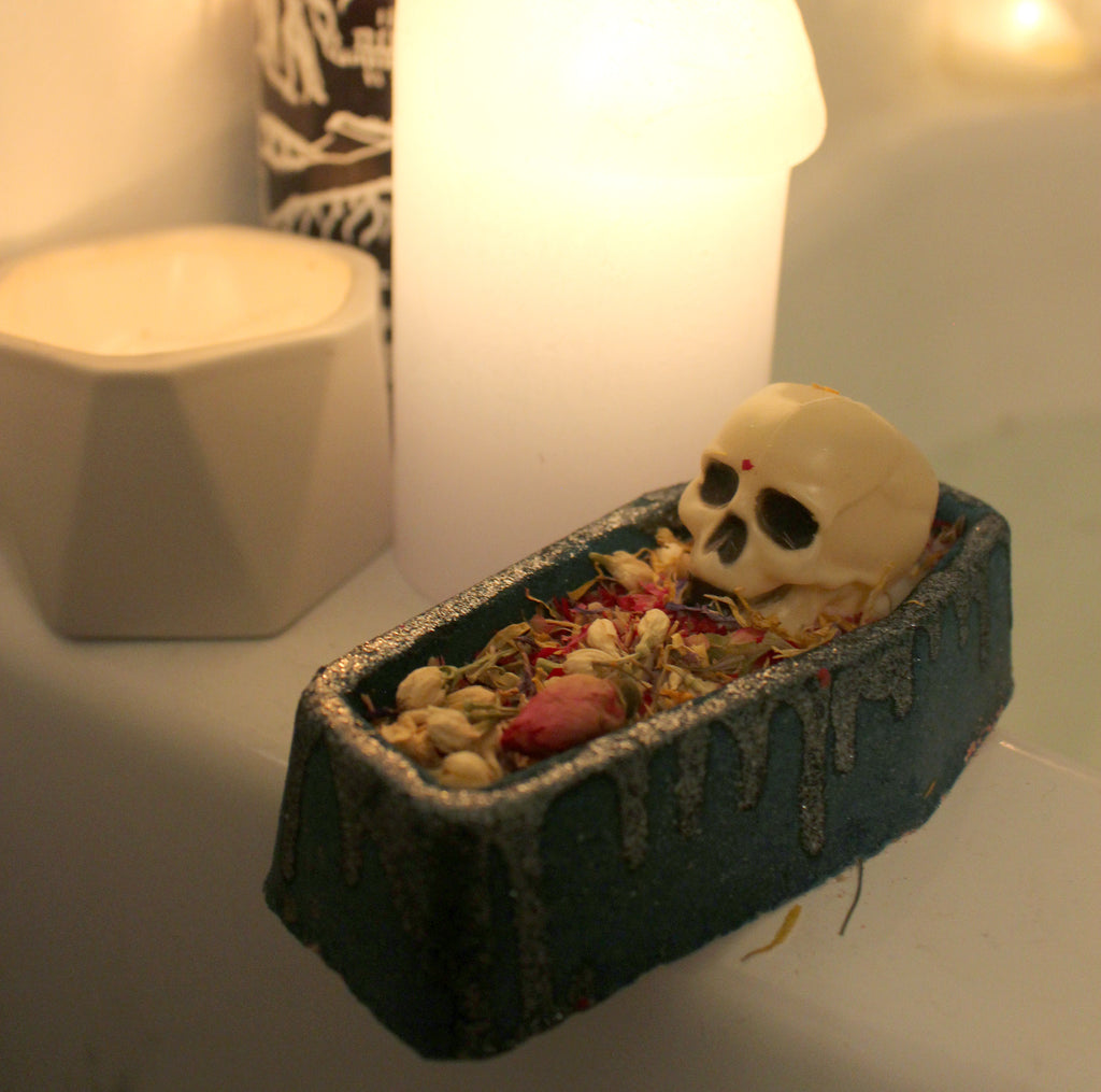 Coffin Bath Bomb
