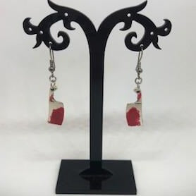 Earrings - Creepy