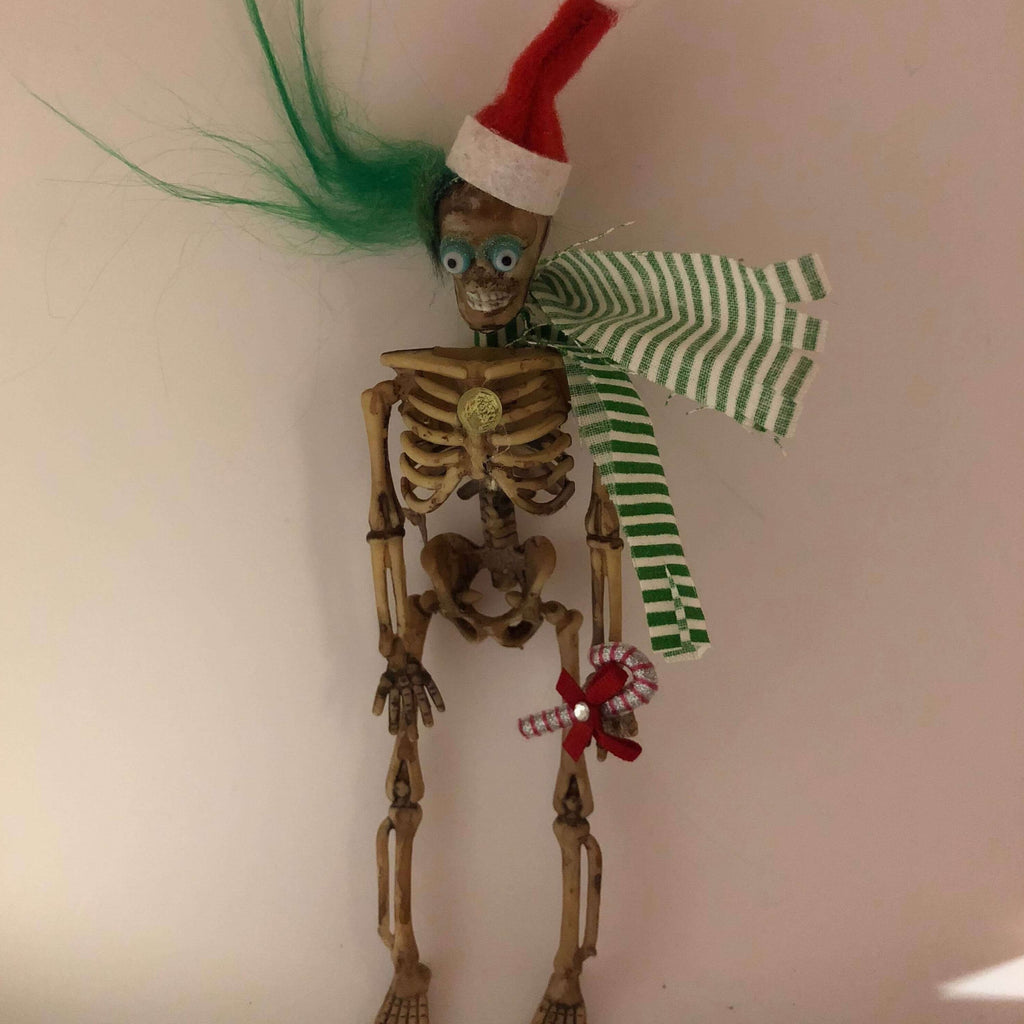 Dead Elf Ornament