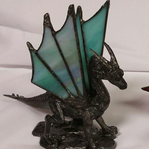Stained Glass Dragons