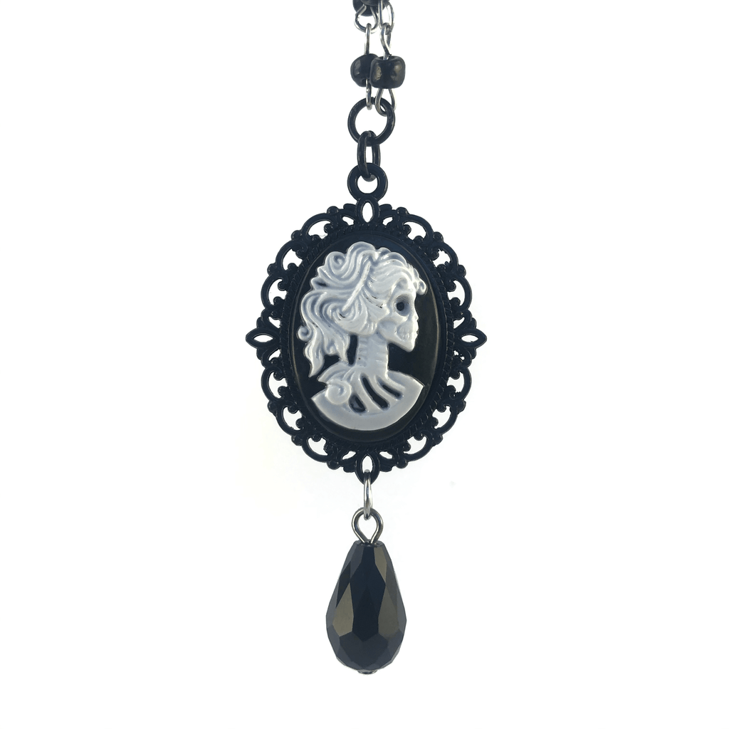 Necklace - Gothic Cameo - Mini