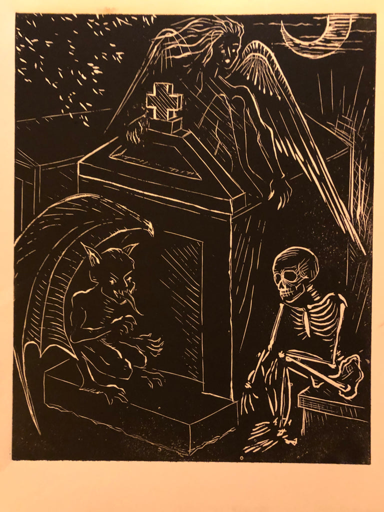 Prints - Block Art - Woodcut Prints