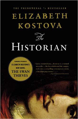 The Historian, by Elizabeth Kostova